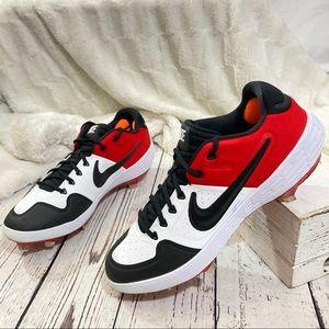 NIB Nike Alpha Huarache Elite Low Baseball Cleats